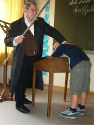 Le punizioni nell'educazione dei bambini